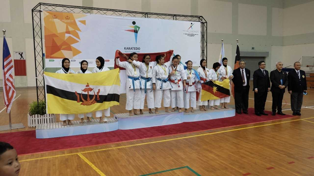 Kontingen Sulawesi Selatan Raih 8 Emas di kejuaraan BIMPNT-EAGA Brunei Darussalam