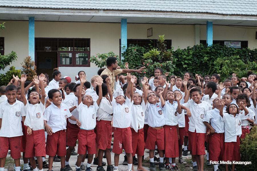 Pembiayaan COVID-19 Tidak Akan Pengaruhi Dana Abadi Pendidikan