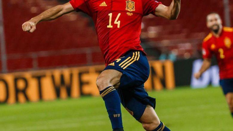 Spanyol Gagalkan Kemenangan Jerman Lewat Gaya