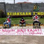 Jelang Akhir Tahun 2020, Grasak Tagih Janji Kejati Banten Penanganan Kasus Korupsi Kalender dan Ambulance