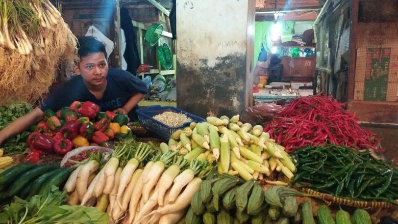 Bogor Gempar Harga cabai dan sayuran  Meroket, Diduga Ulah Tengkulak