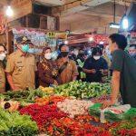 Wakil Bupati Bogor tinjau Pasar