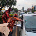 Berkah Ramadhan, Komando Inti Mahaditama Kota Bekasi Berbagi Takjil
