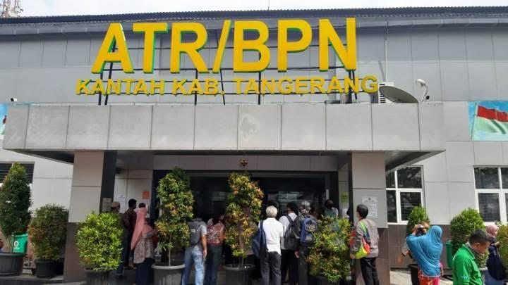 Resah, Warga Babakan Asem Teluknaga Belum Dapat Kepastian BPN Tangerang