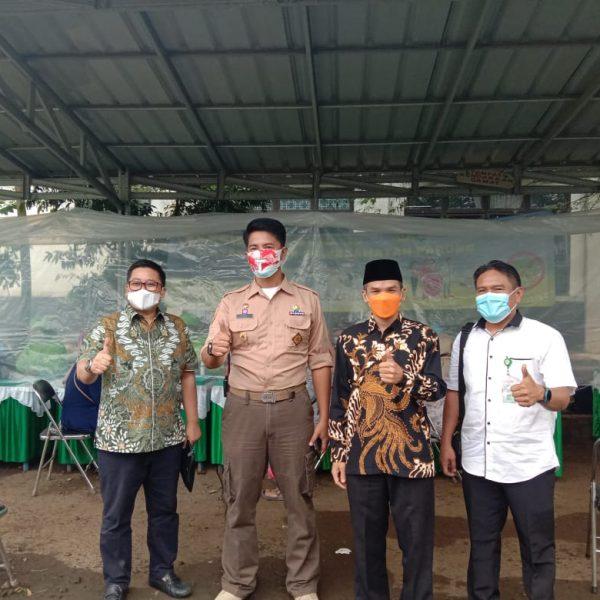 Dewan Terus Monitoring Vaksinasi Covid-19 di Bogor