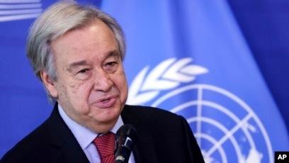 Sekjen PBB, Afghanistan Perlu Bantuan Dunia