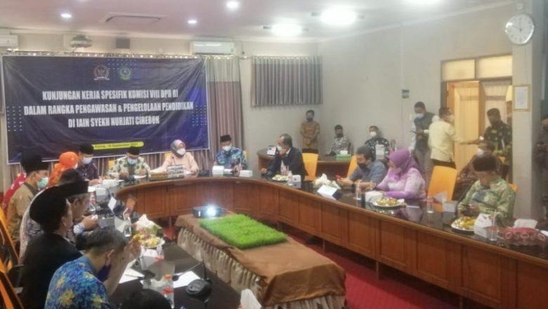 IAIN Cirebon Menjadi Universitas Islam Siber Pertama di Indonesia