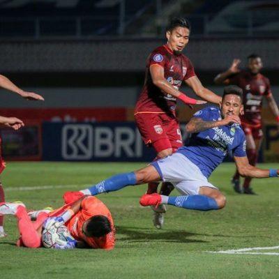 Ini Hasil Pertandingan Borneo FC VS Persib Bandung