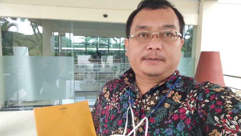Aktifis Anti Korupsi Sebut Dirut PT PITS Harus Diganti, Katanya Melanggar Permendagri