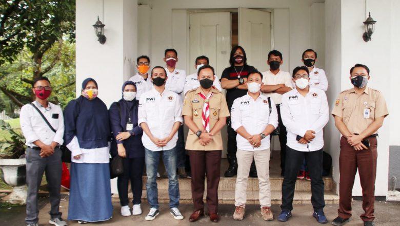 Pelaksanaan Konferensi PWI Kota Bogor Dapat Restu Bima Arya