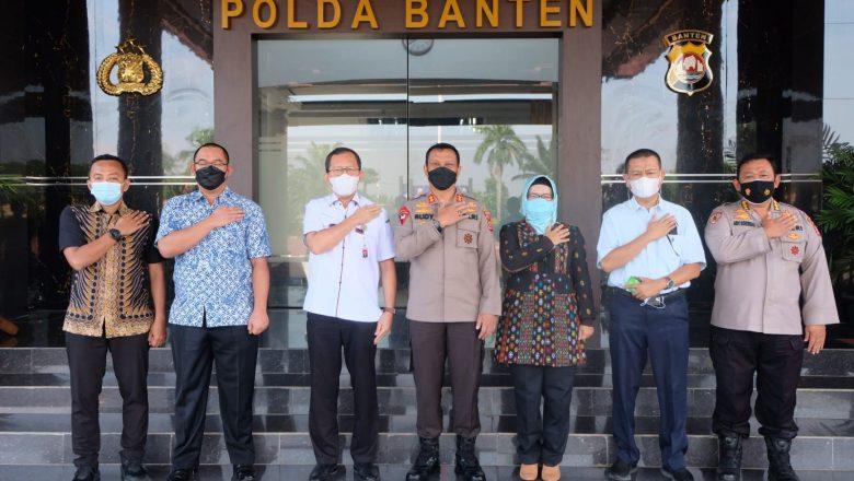 Kapolda Banten Terima Kunker Tim Peneliti Kompolnas