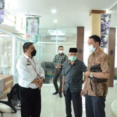 Lihat Banyak Counter Kosong di MPP Purwakarta, Asep Arwin Kotsara Dorong Pemprov Jabar Buat Standarisasi Pelayanan