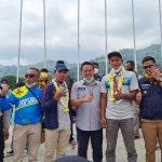 DPRD Kabupaten Bogor Puji Prestasi Atlet Kontingen Jawa Barat di PON Papua