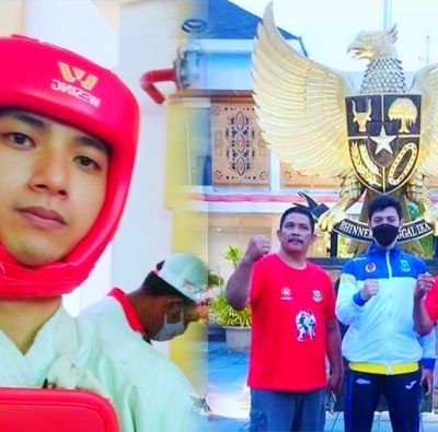 PON XX, Shorinji Kempo Banten Belum Tancap Gas Poll