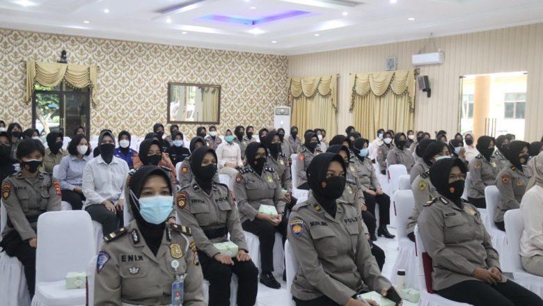 Gelar Pemilihan Pakor Polwan, AKBP Maya Terpilih Sebagai Pakor Polwan Polda Banten