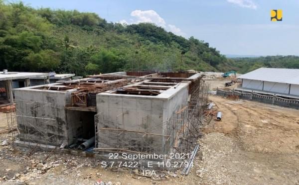 SPAM Regional Kartamantul Dalam Tahap Pembangunan