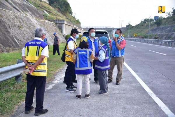 Pemerintah Tingkatkan Kualitas Pelayanan dan Pengelolaan Jalan Tol